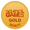 School Games - Gold Award
